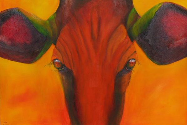Susan McConnel – Cows Head