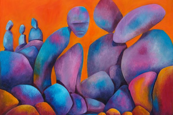 Susan McConnel – Granite Gathering