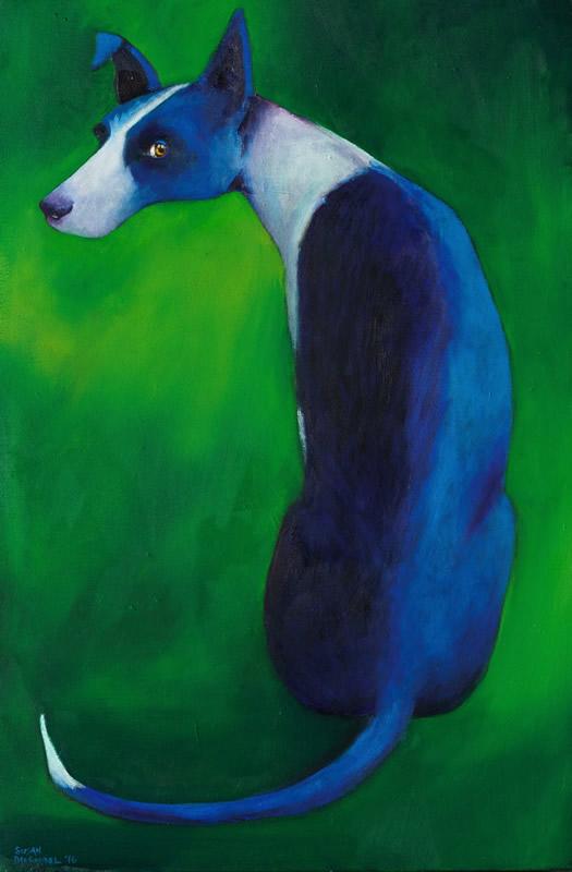 Susan McConnel – Sheep Dog