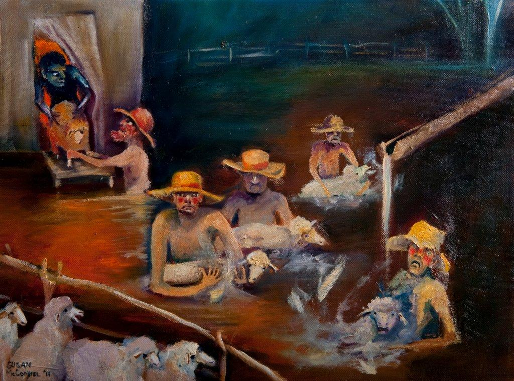 Susan McConnel – The Wash Pool