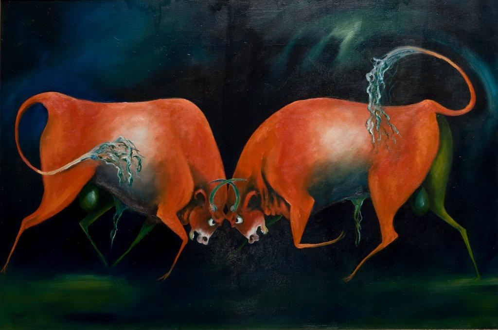 The Babbiloora Bulls