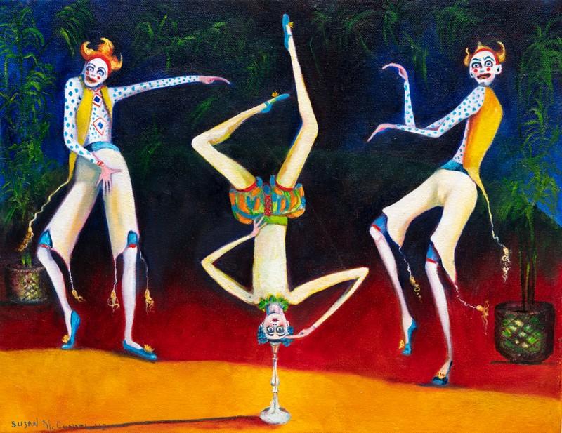 Brisbane's First Circus-1847 George Croft