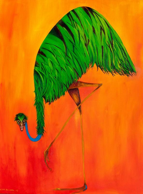 Green Emu
